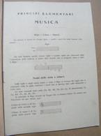 MONDOSORPRESA, PRINCIPI ELEMENTARI DI MUSICA - Enciclopedie