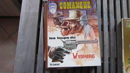 COMANCHE  T3 LES LOUPS DU WYOMING    HERMANN    GREG   LE LOMBART - Comanche