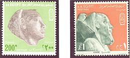 Egypte: ; Yvert Entre N° 902/903** ; MNH; Cote 51.50€ - Egypt