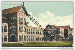 Indien - Bombay - St. George's Hospital - Ca. 1910 - Unclassified