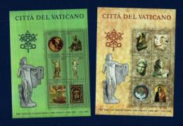 Vaticano (2 Hojas Bloque)  En Nuevo - Sellos