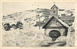 -dpts Div.-ref-AB348- Alpes Maritimes - Beuil - Plateau Des Launes - Chapelle Sainte Anne - Chapelles - - Autres Communes