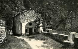 -dpts Div.-ref-AB345- Alpes Maritimes - Breil Sur Roya - Chapelle Saint Antoine - Chapelles - Carte Bon Etat - - Breil-sur-Roya