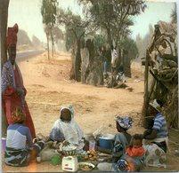 Scène De Marché - Commerce - Afrique - Marchés