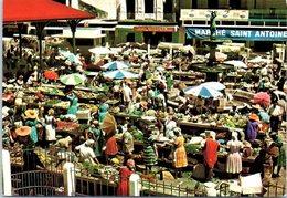 Scène De Marché - Commerce - Le Marché De Pointe à Pitre - - Marchés