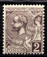 MONACO 1885 / 14  - Y.T. N° 12 - NEUF** /4 - Monaco