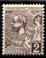 MONACO 1885 / 14  - Y.T. N° 12 - NEUF** /5 - Monaco