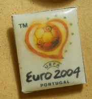 PIN * Portugal * Euro 2004 * Soccer - Football