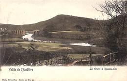 Vallée De L'Amblève - La Rivière à Roanne Coo (Nels Colorisée) - Trois-Ponts
