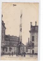 Paris - Les Sapeurs-Pompiers De Paris - Exercices De L'échelle - France