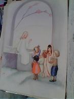 ILLUSTRATA MARIA SOFFIANTINI POESIA L NASON ANGELO PARLA AI BAMBINI   N1950 GU2668 - Scènes & Paysages