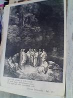 GIORNATA DELLA DANTE  DIVINA COMMEDIA  INFERNO IV  N1940 GU2672 - Filosofia & Pensatori