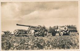 2. WK - Schwere Artillerie , Vermutlich 15 Cm SFH  37 T - Ausrüstung