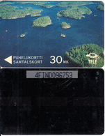 FINLAND(GPT) - View Over The Lake Pihlajavesi, CN : 4FIND(5 Mm), 07/91, Used - Finland