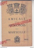 Au Plus Rapide Carte Membre Ardéchois De Marseille Privas Tournon Largentière - Maps