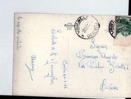 U3156 Bel Annullo Storia Postale VARALLO (vercelli) 1952 Su Cartolina BROMOFOTO - 6. 1946-.. Repubblica