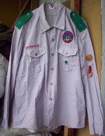 Norwegian Gray Scouts Shirt - Scoutismo