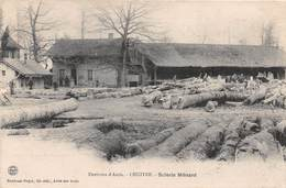 Environs D'ARCIS - LHUITRE - Scierie Ménard - Other Municipalities
