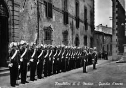 Republica Di S. Marino Guardia D'Onore - Non Circulé - San Marino