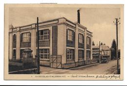 76 - SAINT-NICOLAS-D'ALIERMONT- USINE D'HORLOGERIE - Francia