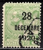 MONACO 1919 / 1921  - Y.T. N° 48 OBLITERE - - Monaco