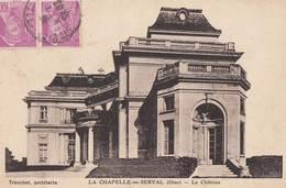 LA CHAPELLE-en-SERVAL: Le Château - Other Municipalities