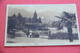 Lago Maggiore Stresa Verbano Grand Hotel Delle Isole Borromee Ed. Grisoni Animata NV - Non Classificati
