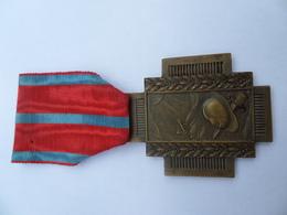 Belgian Medal: The Fire Cross 1914-1918 - Belgio