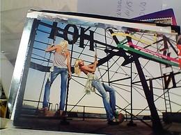 ROMA  MODA RAGAZZE IN JEANS  Marchio FORNARINA  N2006 GU2694 - Moda