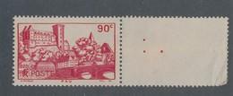 FRANCE - N°YT 449 NEUF** SANS CHARNIERE AVEC BORD DE FEUILLE - COTE YT : 1.70€ - 1939 - France