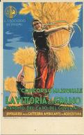 5-.CONCORSO NAZIONALE  LA VITTORIA DEL GRANO - Pubblicitari