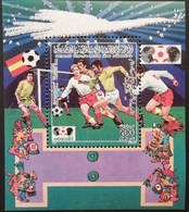 Libya 1988 World Cup Mexico S/S  POSTAGE TO BE ADDED ON ALL ITEMS - Libië