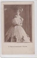 V MEDGYASSZAY VILMA. LABORI BUDAPEST ERZSEBET. REINITZ, JOSEF.CIRCA 1917- BLEUP - Artiesten