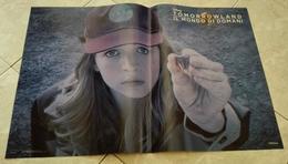 LOCANDINA FOTOBUSTA FILM TOMORROWLAND IL MONDO DI DOMANI DISNEY EDIZIONE 2015 - Affiches