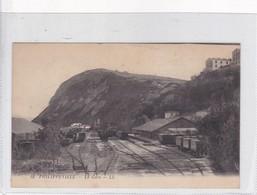 PHILIPPEVILLE. LA GARE. LL, LEVY FILS & CIE. VOYAGEE CIRCA 1923's- BLEUP - Skikda (Philippeville)