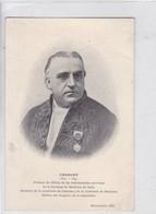 CHARCOT 1825-1893. PROFESOR DE CLINICA ENFERMEDADES NERVIOSAS. HEMOBLOBINE DESCHIENS. CIRCA 1900's- BLEUP - Historische Figuren
