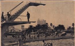 NATATORIO. COLECCION CLARIDAD. URUGUAY. CN. MAILLOT SWIMSUIT CIRCA 1930's- BLEUP - Historische Figuren