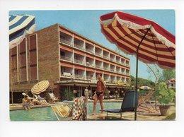 Espagne: Clipper Hotel, Caldetas, San Vicente De Montalt, Piscina Entre El Mar Y El Hotel (18-2117) - Andere