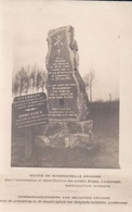 Fotokaart Carte Photo Londerzeel Hoedanigheidswerk Mej. Orianne ( Oorlogsmonument 1914 - 1918) - Londerzeel