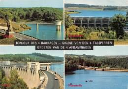 CPM - Bonjour Des 4 Barrages - België