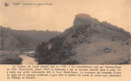 LOGNE - Les Ruines De Logne Et L'Ourthe - Ferrieres