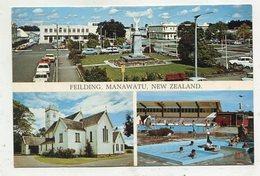 NEW ZEALAND -  AK 328771 Manawatu -Feilding - Nouvelle-Zélande