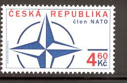 CZECH REPUBLIC NATO 1999 Scott Nr(s). 3086 MNH - Used Stamps