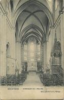 Bois-D'Haine :  Intérieur De L'église - Unclassified