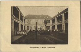 Heide - Calmthout :  Bestendige Schoolvilla : Binnenkoer - Kalmthout