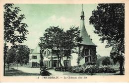 FOURDRAIN : Le Chateau Cote Est - Tres Bon Etat - France