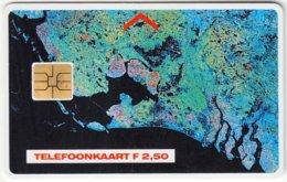 NETHERLANDS B-235 Chip Telecom - Map, Netherlands - Used - Netherlands