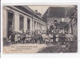 LA VIEILLE-LYRE : L'école Des Garçons - Très Bon état - France
