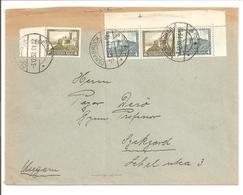 Osnabrück>Ungarn. Nothilfe 1932 Mi.475 + Zusammendruck Mi.W44 + Bogen Eck Rand - Germany