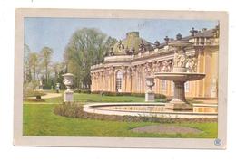 0-1500 POTSDAM, Sanssouci, Schloss, Miethe Serie 1021 - Potsdam